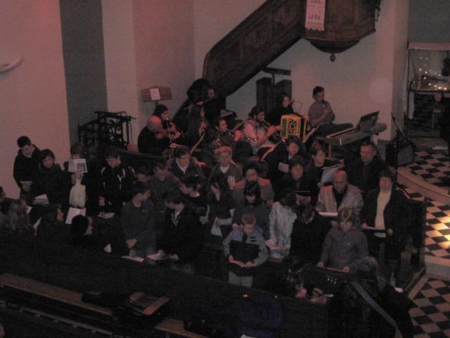 Fête de Noël des enfants à l'église le 21 décembre 2008 Img_2022