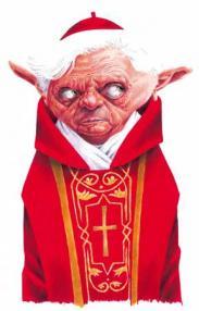 "Le Pape Benoît XVI dit ""Dark Sidious"" se casse... Benoit10"