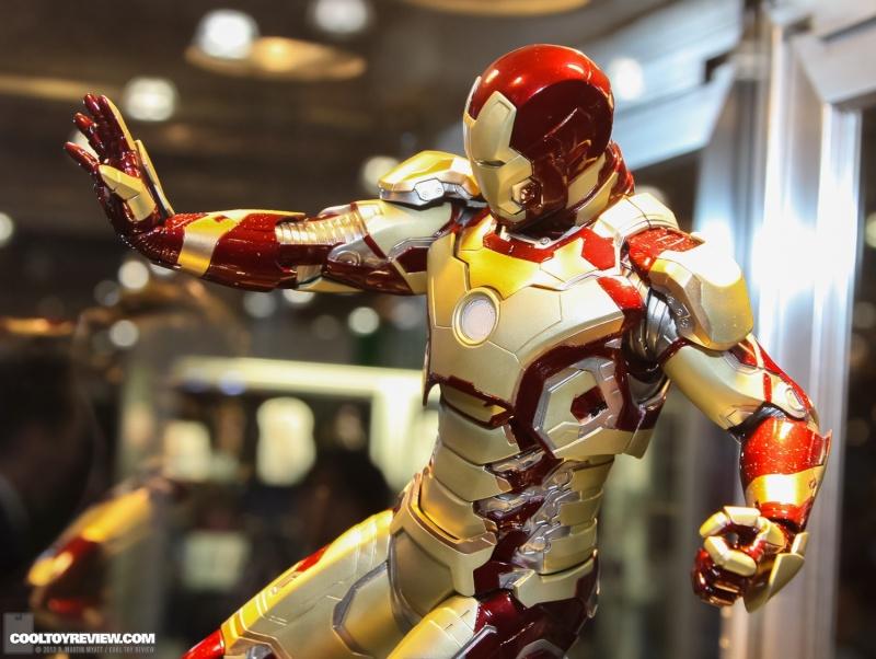 Ironman MK-42 (Statue) par Kotobukiya Kotobu13