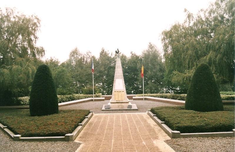 Cimetière National Francais de Kemmel (Belgique) Image16