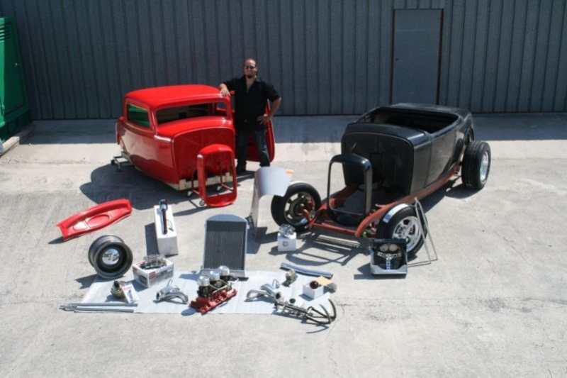 ford 32 roadster hiboy Canada10