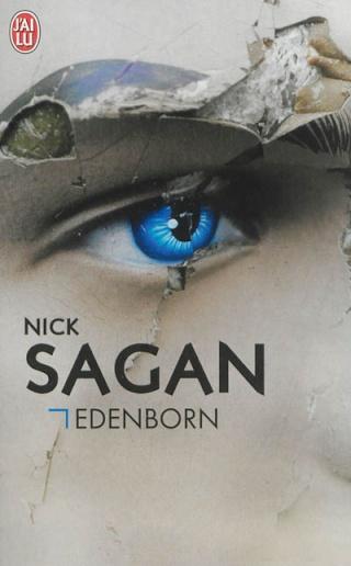 EDENBORN de Nick Sagan 97822911
