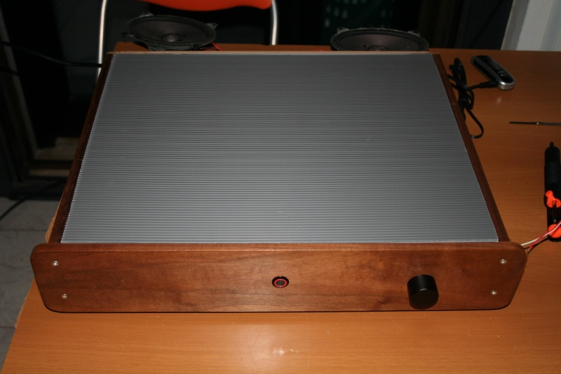 Poco Nuovo ma comunque Potente ed intrigante TAS5630 Texas Instruments. Img_8612