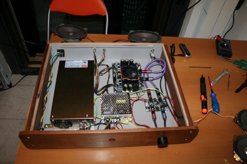 Poco Nuovo ma comunque Potente ed intrigante TAS5630 Texas Instruments. Img_8613