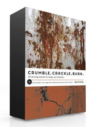 [ TEXTURAS ] Livro das Texturas - Crumble Crackle Burn [ 1,3 GB ] Livro-10