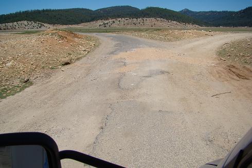 Route Ar-Racidia N13/N12 Agdz-Tazenakht R108-N10 Agadir A_dsc076