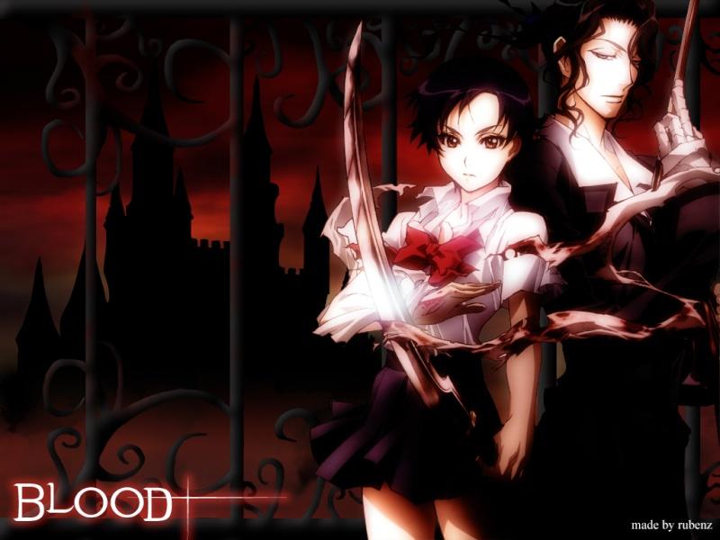 Blood+ la serie 1530bl11