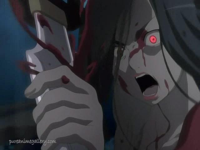 Blood+ la serie Bad-sa10