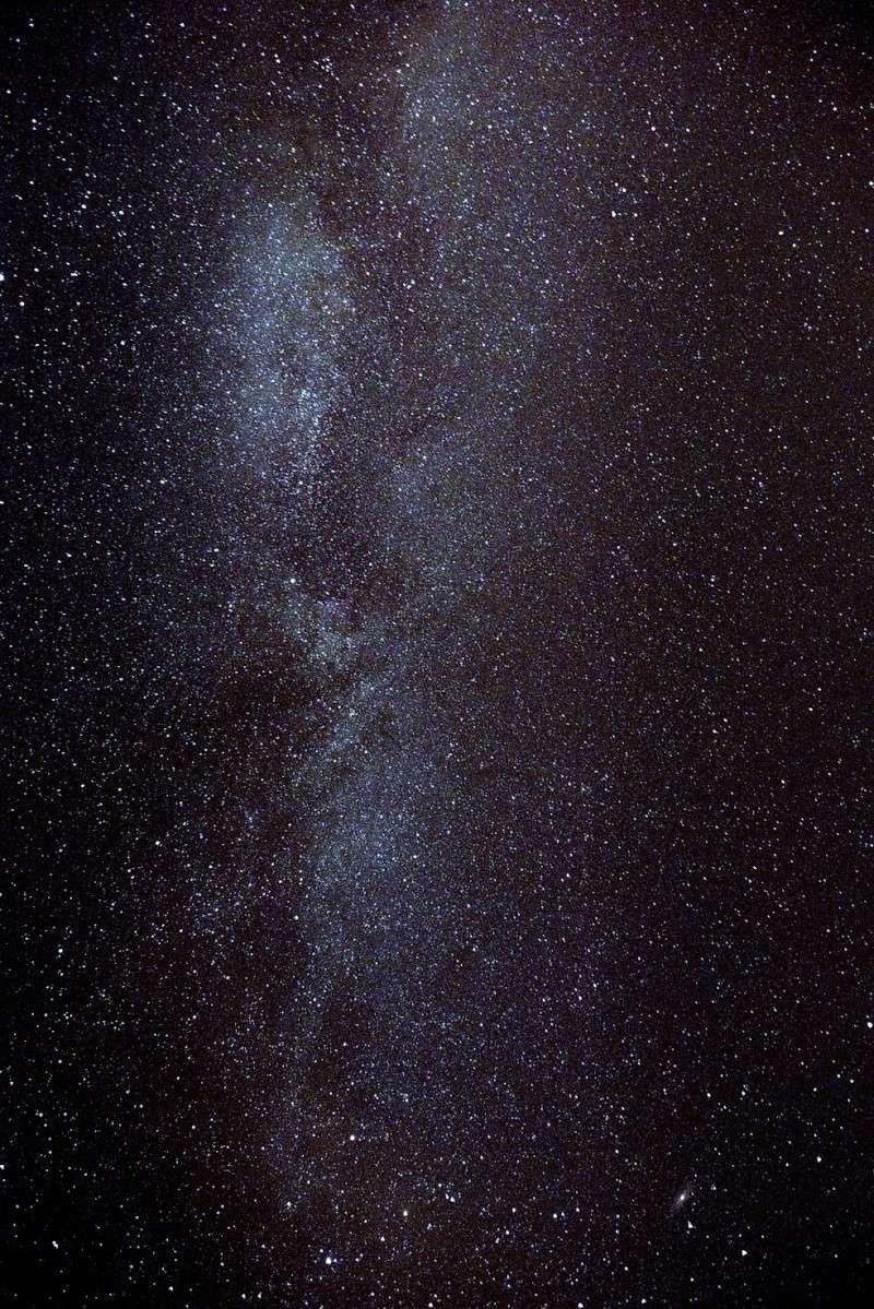 Voie lactée et galaxie Dsc_1510