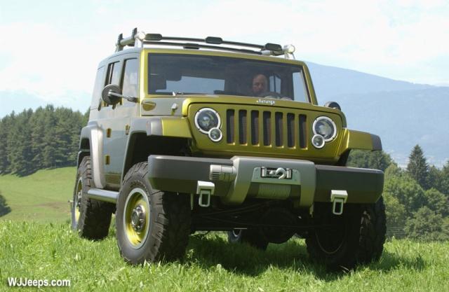 JeeP-история продолжается! Часть 2 - концепты. Jeep_r10