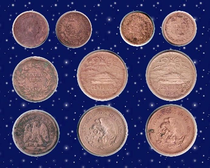 Monedas encontradas. Moneda10