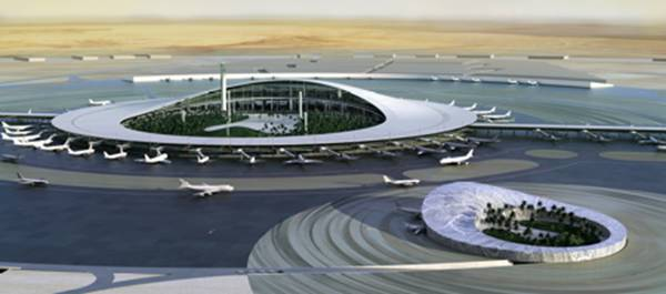 Plan for Jeddah's International Airport Downlo16