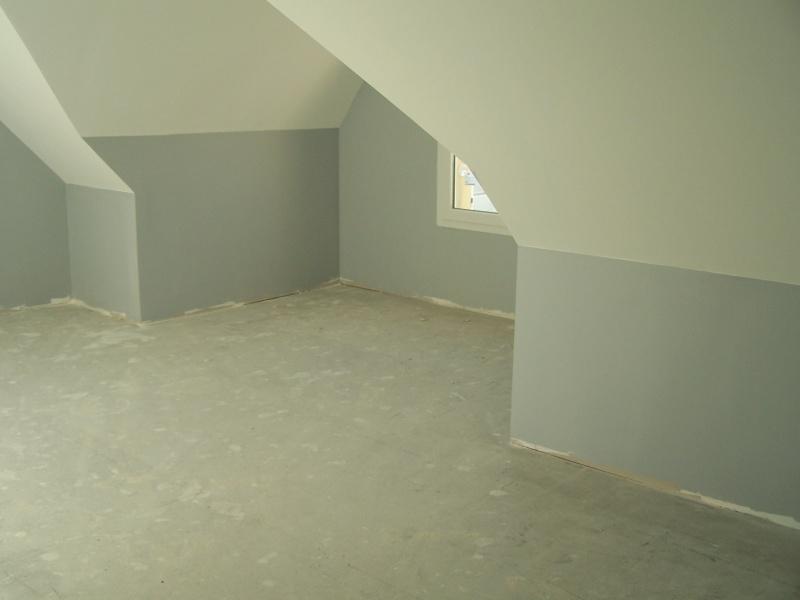 chambre sous-pente
