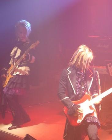 Matenrou Opera en live Uuu10