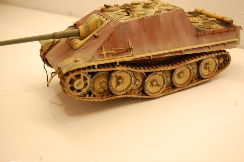 jagdpanther - DIO Jagdpanther late - T-34/85 - DE RETOUR !! micropeinture et patine - Page 14 Dioram12