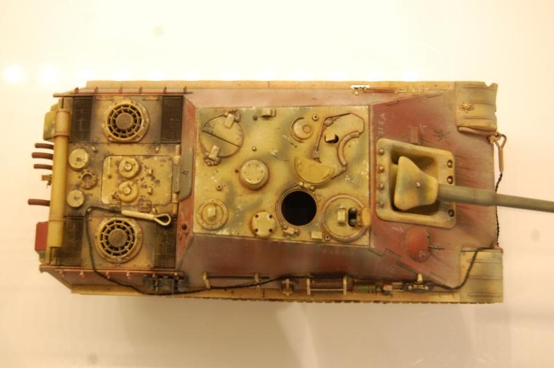 jagdpanther - DIO Jagdpanther late - T-34/85 - DE RETOUR !! micropeinture et patine - Page 14 Dioram14