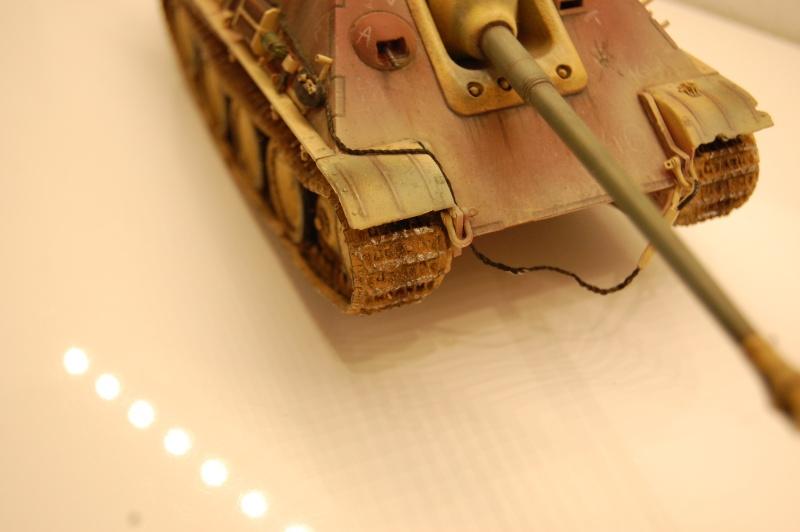 jagdpanther - DIO Jagdpanther late - T-34/85 - DE RETOUR !! micropeinture et patine - Page 14 Dioram15