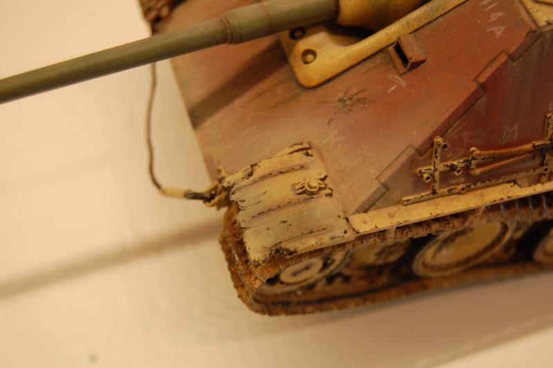 jagdpanther - DIO Jagdpanther late - T-34/85 - DE RETOUR !! micropeinture et patine - Page 14 Dioram17