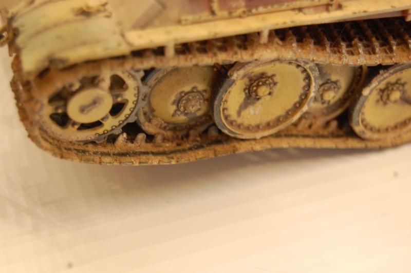 jagdpanther - DIO Jagdpanther late - T-34/85 - DE RETOUR !! micropeinture et patine - Page 14 Dioram21