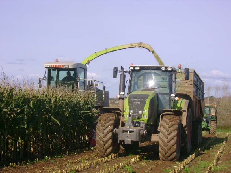 Ensilage de maïs 2008 - Page 6 Dsc05019