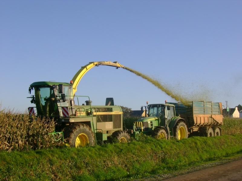 Ensilage de maïs 2008 - Page 6 Dsc05021