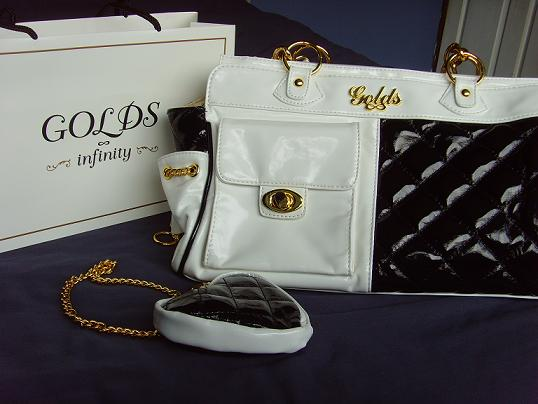 I packed my bags and in I put... Goldsi10