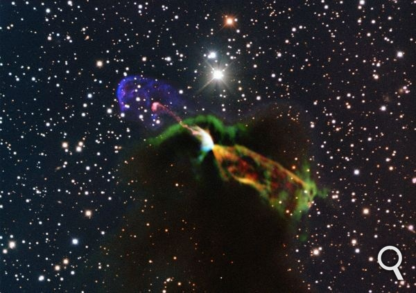 [NEWS] Alma révèle les secrets de la naissance d'une étoile (Herbig-Haro 46/47) Ae304110