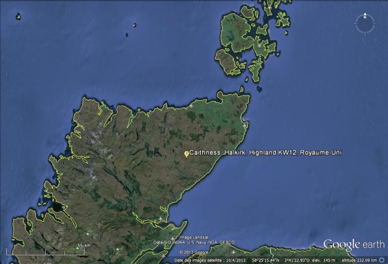 une aurore polaire croise le nuage le plus rare Caithn10
