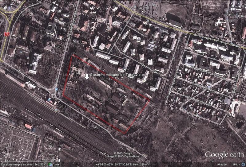 [Roumanie] - Le lieu de l'exécution des Ceausescu bientôt ouvert au public Casern10