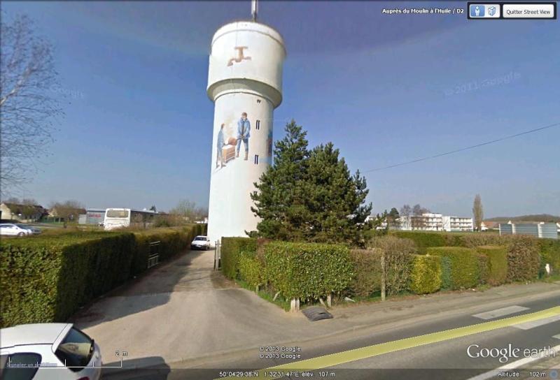 STREET VIEW : les fresques murales en France - Page 15 Chatea11