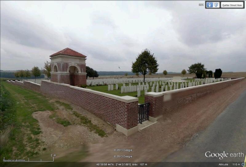 A la découverte des mémoriaux et cimetières militaires - Page 4 Cimeti10
