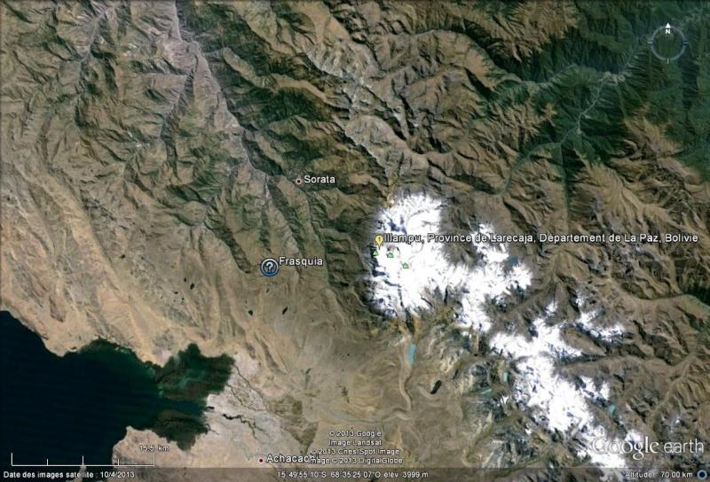 Le doyen de l'humanité, bolivien, serait âgé de 123 ans Frasqu10