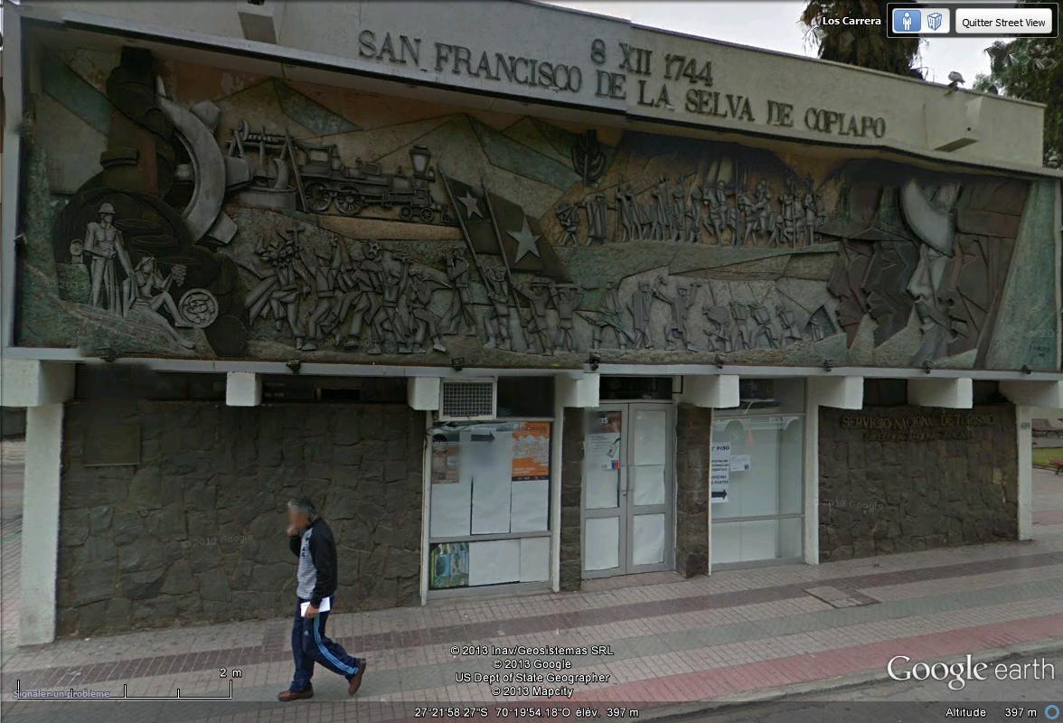 STREET VIEW : les fresques murales - MONDE (hors France) - Page 14 Fresqu10