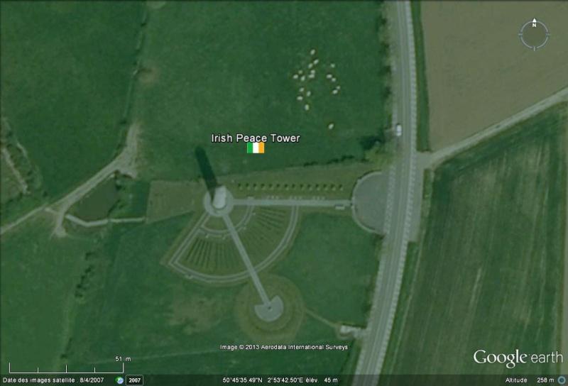 A la découverte des mémoriaux et cimetières militaires - Page 4 Irish_10