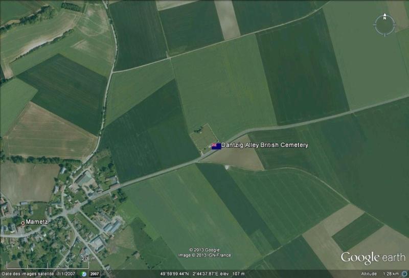 A la découverte des mémoriaux et cimetières militaires - Page 4 Mametz10