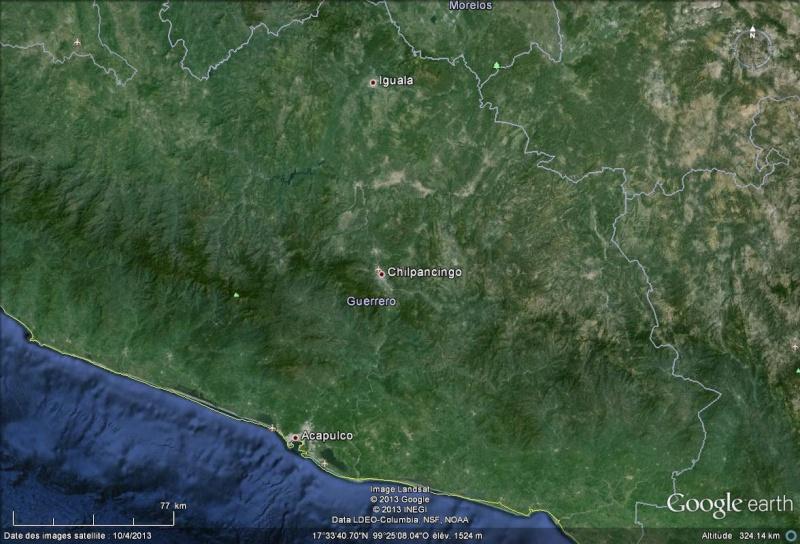 [Mexique] - Acapulco sous les eaux Mexiqu10