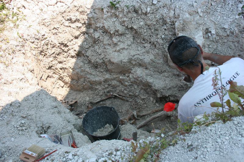 Insolite : un poilu cherbourgeois retrouvé 98 ans plus tard Min-8110