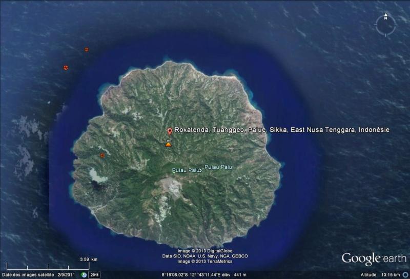 [Indonésie] - île de Palu'e (l'Ile évacuée après l'éruption du volcan du Mont Rokatenda) Mont_r10