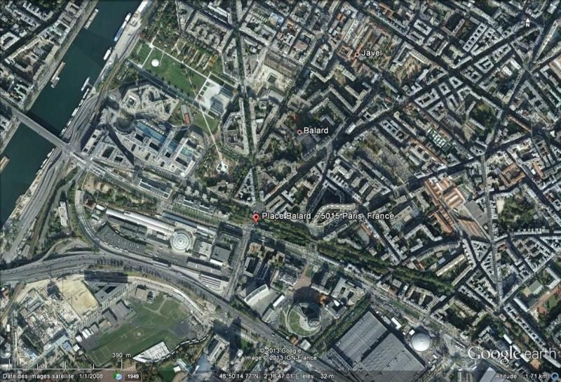 [Désormais visible sur Google Earth] - Futur site du ministère de la Défense (Balard) Place_10