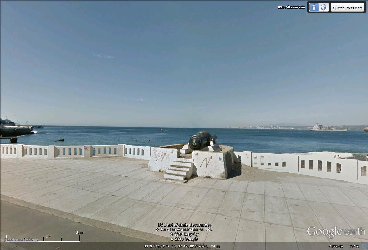 [Chili] - Street-View : les cartes postales Plage_10