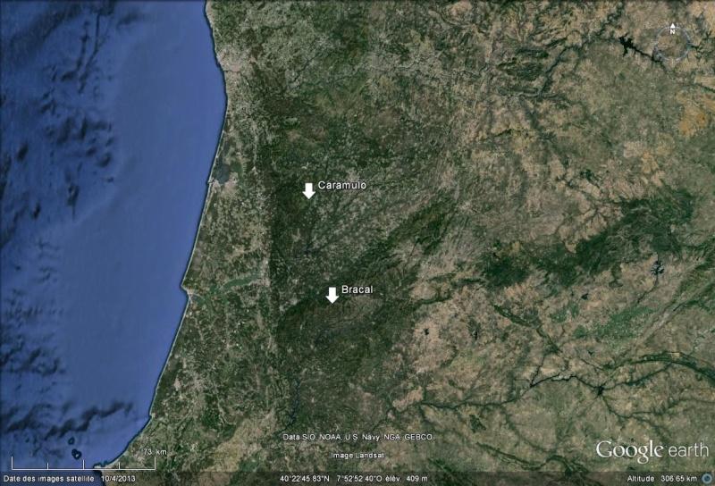 Feux de forêt au Portugal : un nouveau pompier tué Portug11