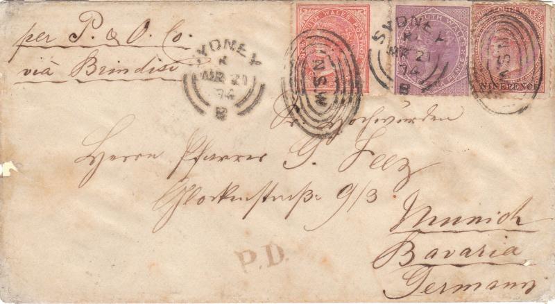 Transitpostverhältnisse Österreichs zu Bayern 1850 - 75 - Seite 2 Img_0014