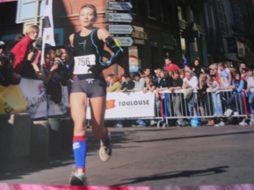 [Marathon du Grand Toulouse 2008] Sylvie Dscn4411