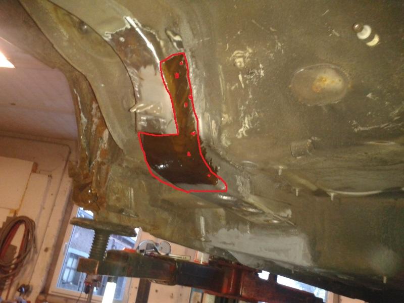 Omega A 3l 24v Turbo, Baustelle wird beendet, Auto geschlachtet - Seite 8 2013-010