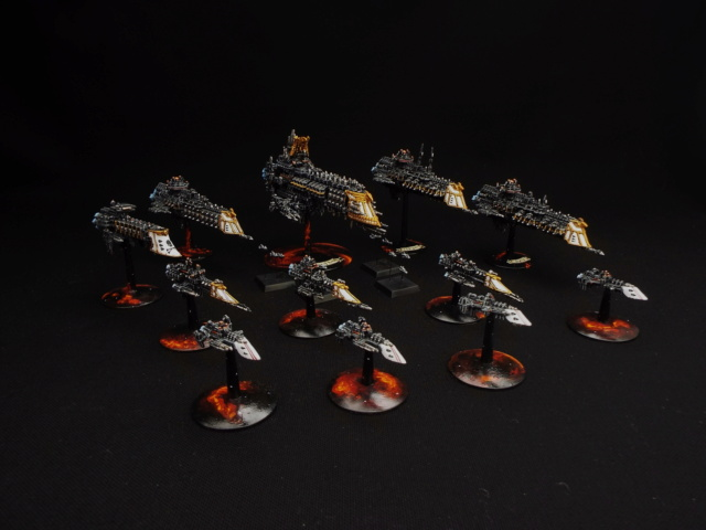 Flotte impériale soutenant le 85ème RBCU (régiment de la garde) - Page 4 Flotte10