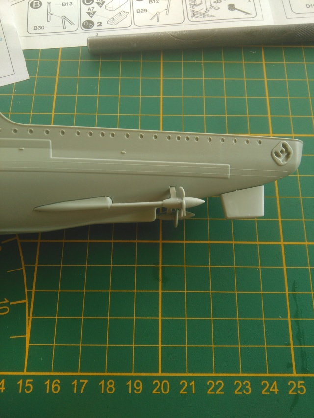 Admiral Graf Spee Academy 1/350 + PE Eduard + canons Master Model  Img_2040