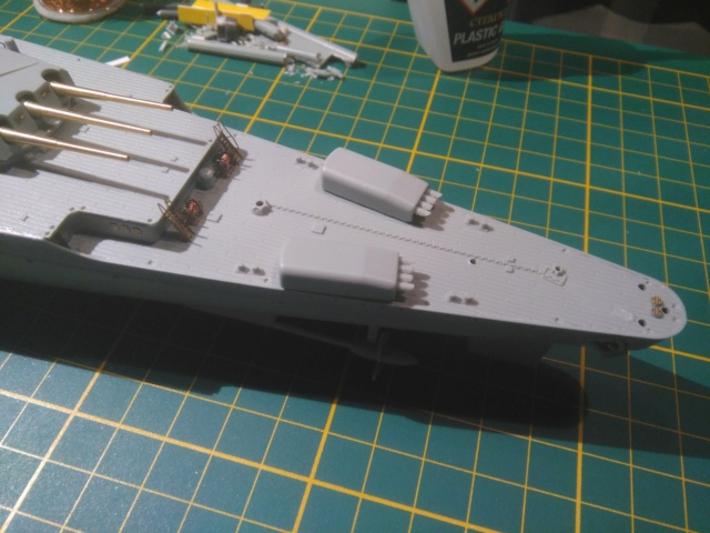 Admiral Graf Spee Academy 1/350 + PE Eduard + canons Master Model  Img_2054