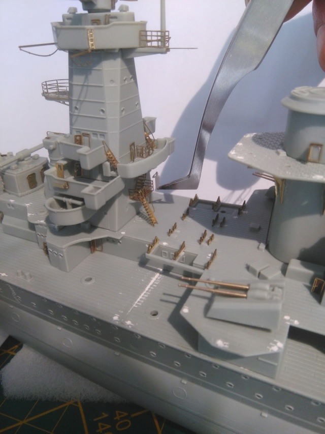 Admiral Graf Spee Academy 1/350 + PE Eduard + canons Master Model  - Page 2 Img_2119