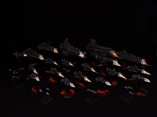Flotte impériale soutenant le 85ème RBCU (régiment de la garde) - Page 4 Totali10