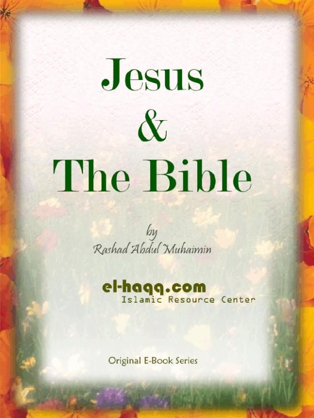 Jesus & the Bible 21734_11